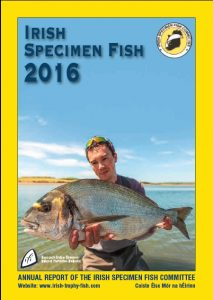 Irish Specimen Fish 2016