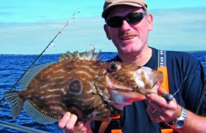 Koen de Bievre from Belgium had the only specimen John Dory recorded in 2012