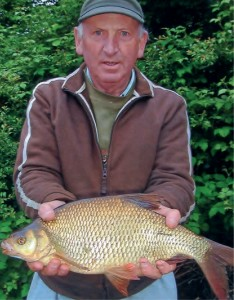Eric Gosnell caught his Rudd/Bream in May, 2012